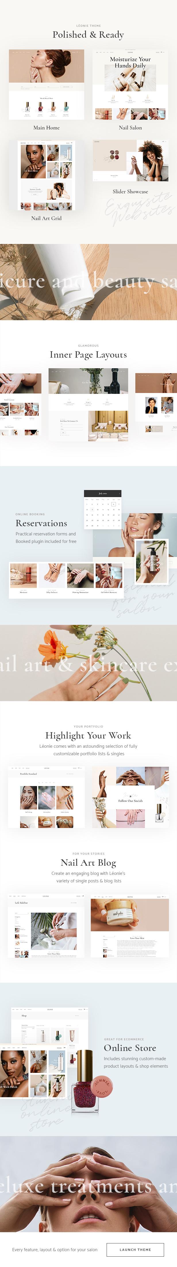 Léonie - Nail and Beauty Salon - 2
